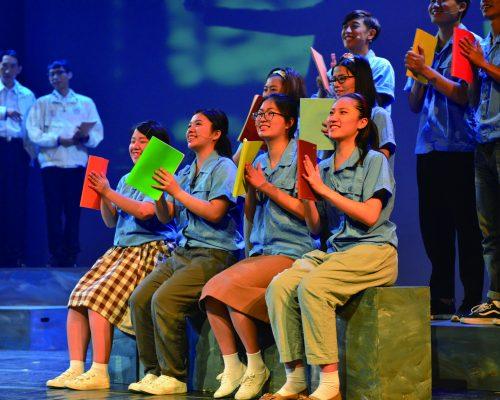 大開劇團––打開戲劇教育的大門