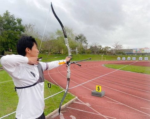 他的射箭之路,平反、也不平凡──王檠睿:「像在學習堅韌不拔、永不放棄的人生精神。」
